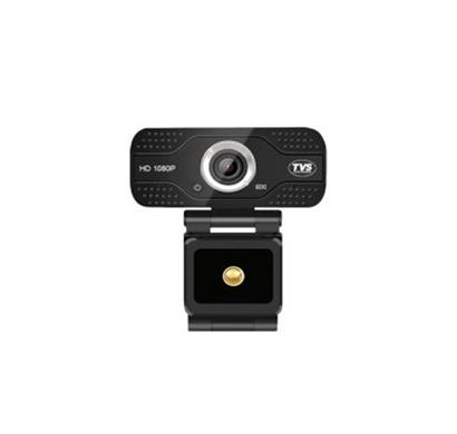 tvs webcam wc 103 plus (black)