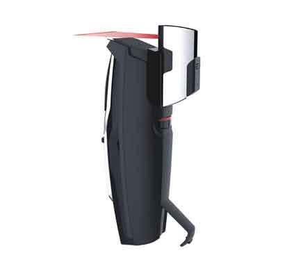 umanac laser guide cordless trimmer (tr4002/lr) black /1 year warranty