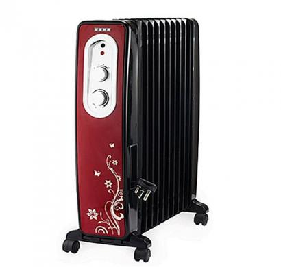 usha ofr3211h fan room heater
