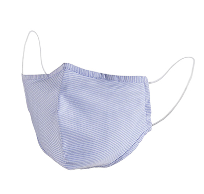 value cart luthai mask pure cotton cloth face mask, reusable & washable (adult 5 pack, pattern & color as shown)