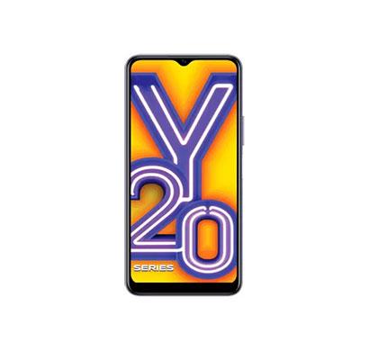 vivo y20i (3gb ram/ 64gb storage), mix colour