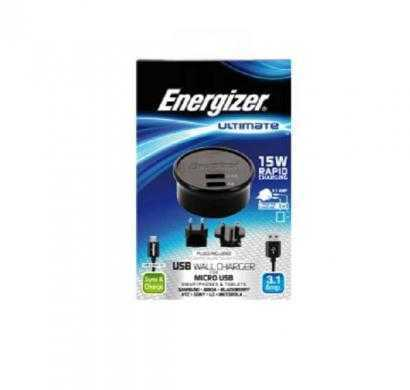 wall charger ultimate 2usb 3.1amp for micro-usb devices