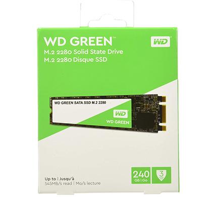wd green (wds240g2g0b) 240 gb m.2 2280 sata internal solid state drive