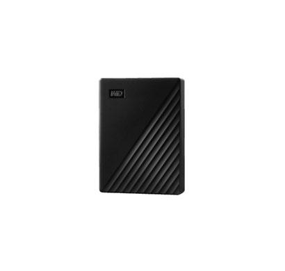 wd my passport 4tb portable external hard drive(black)