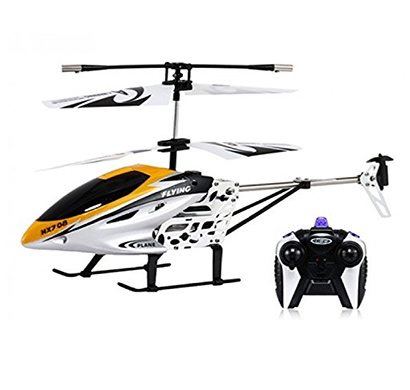 webby flying remote control helicopter, multi color