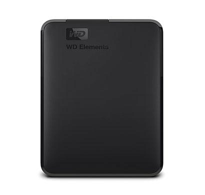 western digital 1.5 tb elements portable external hard drive (black)