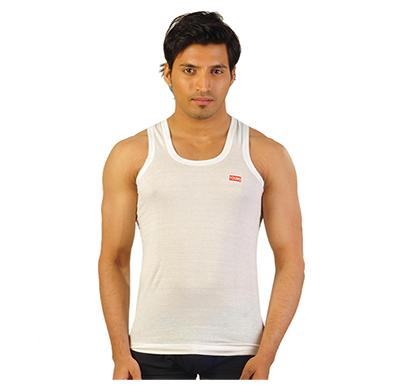 young marco cotton men undershirt white (10 pcs box)