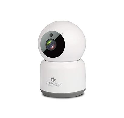 zebronics zeb smart cam 101 smart wifi ptz indoor camera