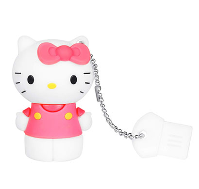 zoook cartoons hello kitty 32gb usb flash drive