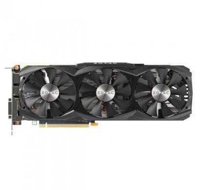 zotac gtx 980 ti amp! extreme 6gb ddr5, 384 bit zt-90505-10p graphics card