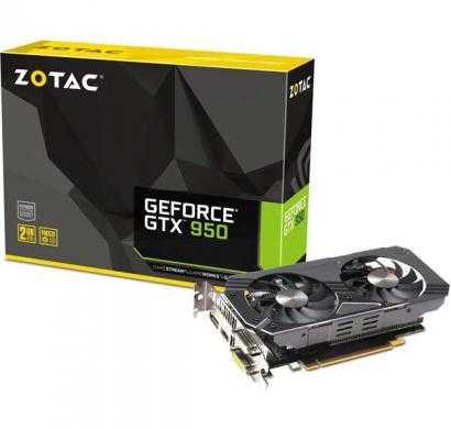 zotac gtx950 amp! edition 2gb ddr5 128bit pci-e (zt-90603-10m)