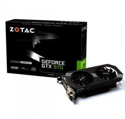zotac nvidia geforce gtx 970 4gb
