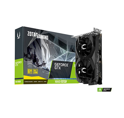 zotac gaming geforce gtx 1660 super twin fan