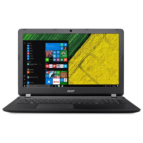 Acer Aspire ES1-533 Pentium Quad Core - (4GB RAM/ 1TB HDD/ DVD/ Linux/ 15.6 inch Laptop With Bag Black