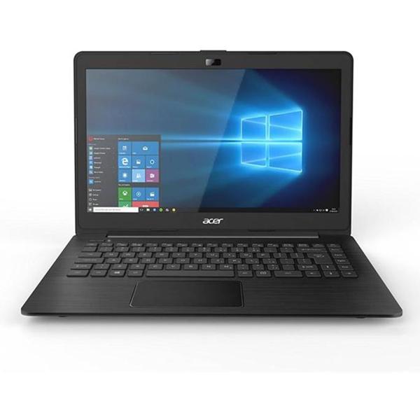 Acer One Z422 Laptop (AMD A4-3350B /4GB RAM/ 500GB HDD/ DVD/ DOS/ Integrated/ 14 inch/ Web cam/ 3 Years Warranty Black