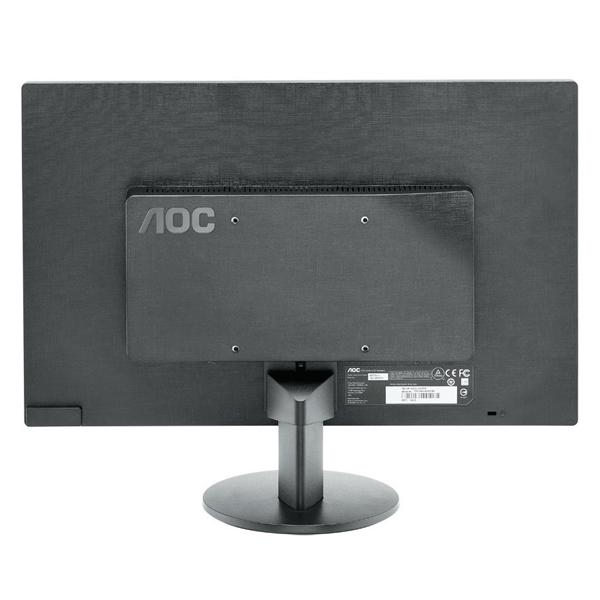 AOC 18.5 inch HD LED Backlit LCD e970Swnl Monitor Black