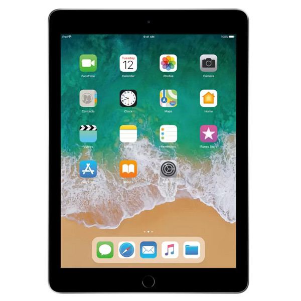Apple iPad ( 6th Gen/ 32GB ROM/ 9.7 inch Quad HD Display / Wi-Fi Only),Space Grey