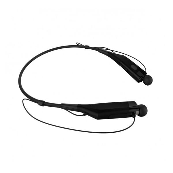 Astrum ET230 Wireless Behind-Neck Magnet holder Earphone (Black)