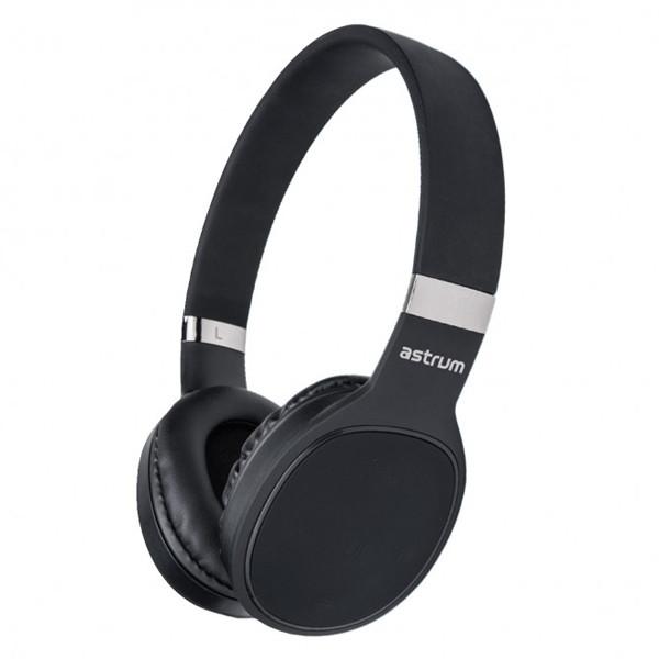 Astrum HT400 Wireless On-ear Headset (Black)