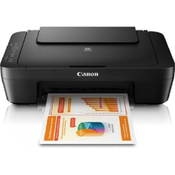 Canon MG2570S Colour Multifunction Inkjet Printer (Black)