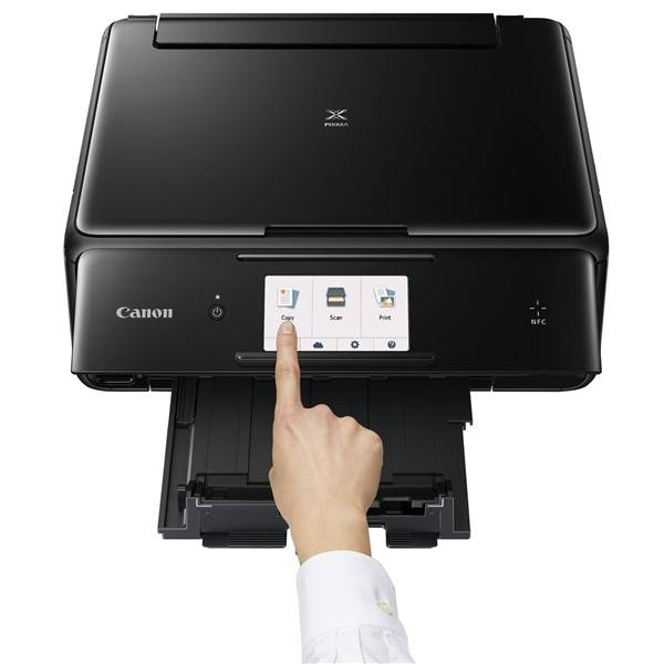 Canon Pixma TS8070 All-In-One Color InkJet Printer