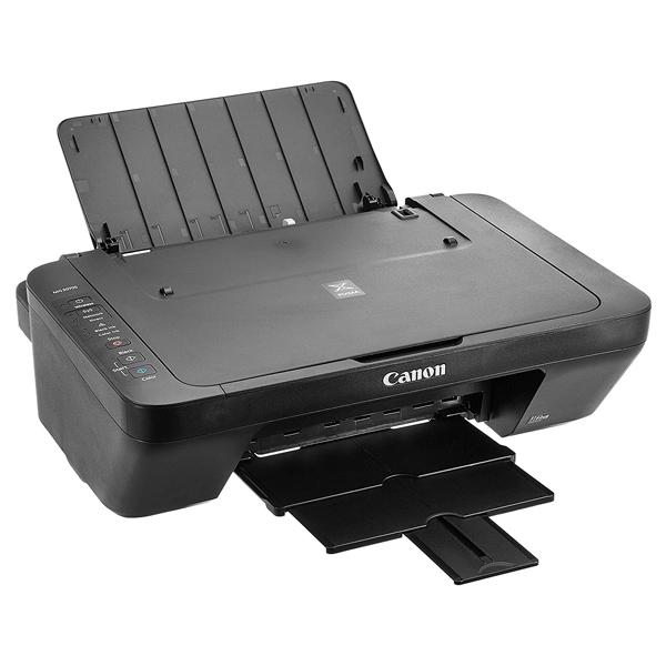 Canon Pixma MG 3070S All-In-One Color InkJet Printer (Black)