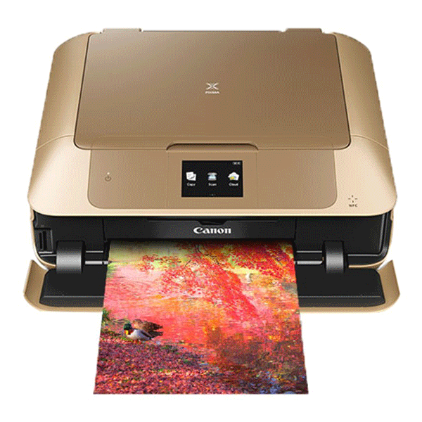 Canon Pixma MG7770 All-in-One Inkjet Printer (Gold)