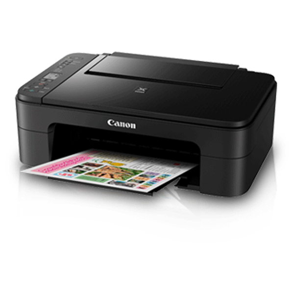 Canon All in One TS3170S Multifunction Inkjet Printer Black