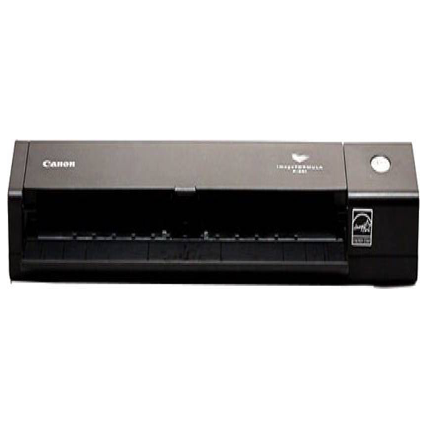 Canon P-201 Ultra Compact Portable Scanner, 1 Year Warranty