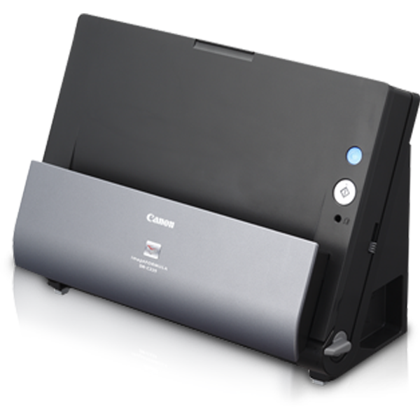 Canon DR-225, Compact High Speed Duplex A4 Scanner A4 Scanner, 1 Year Warranty