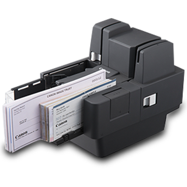 Canon CR -120 High Speed Cheque Scanning solution scanning, 1 Year warranty