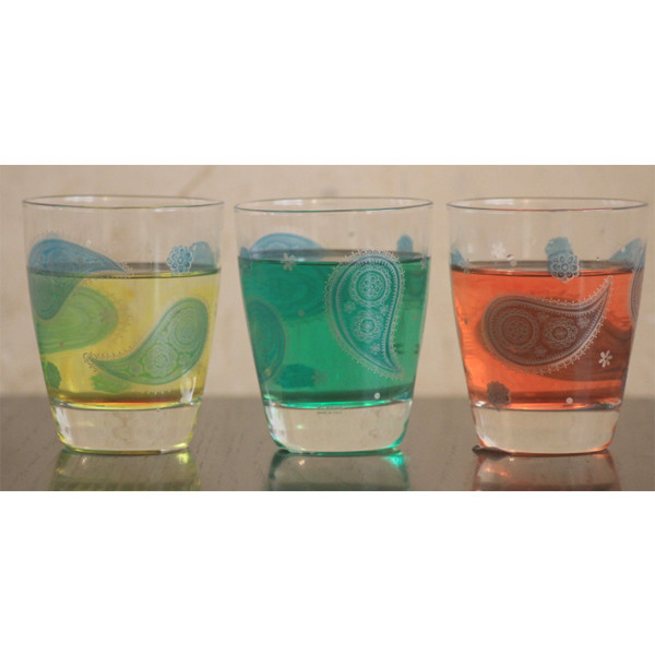 Cerve Azzurro Water Glasses (Pack of 6)