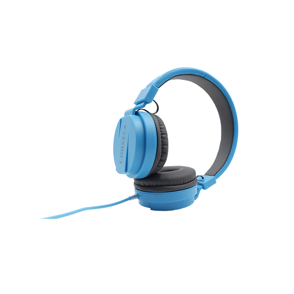 CORSECA DMHW3213 WIRED HEADSET WITH MIC (Mix)