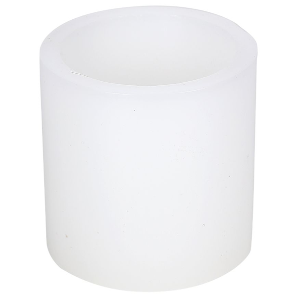 Cosmosgalaxy I3776 Decorative Flameless LED Candle, White