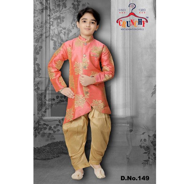 Crunchy Kids Traditional Ethnic Wear