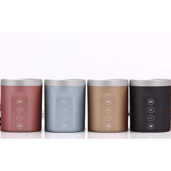Debock Portable Wireless Bluetooth Speaker with Mic (Multi color)