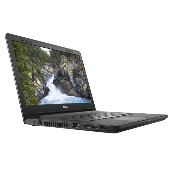 Dell Vostro 3478 Laptop (Core i5/8th Gen/14-inch/4GB RAM/1TB HDD/Windows 10 Home Pro/MS Office/2GB Graphics) Black