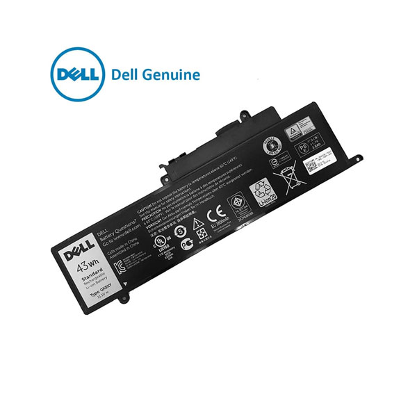 Dell Inspiron 3147 100% Original Battery With 1 Year Brand Warranty