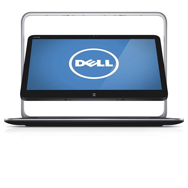 Dell XPS 12-9Q33 Ultrabook (2 in 1) Core i5 4th Gen/ 4 GB RAM/ 256 SSD/ 12.5 inch/ Windows 8.1/ Touch Black