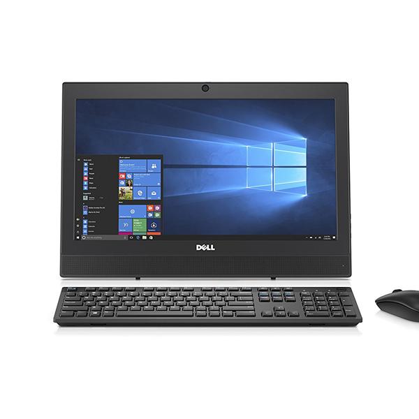 Dell Optiplex  AIO -3050(Intel Core i5 -7500, 4GB, 500 GB, DVD RW, WiFi, Win10 Pro, 19.5 Inch, 3Years Warranty)