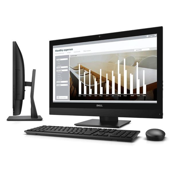 Dell OptiPlex AIO 7450 AIO i5-7500/ 8GB RAM/ 1TB/ Windows 10 Pro/23.8 inch FHD/ DVD RW/3 years Warranty/ Wifi/ 2GB Gfx/ Wire Less KeyBoard