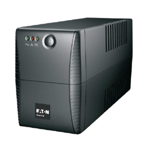 Eaton Aurora 600 VA Portable Desktop Line Interactive UPS (Black)