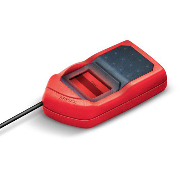 Morpho- MSO 1300 E2, Bio Metric Finger Print Scanner for Aadhaar eKYC, 1 Year Warranty