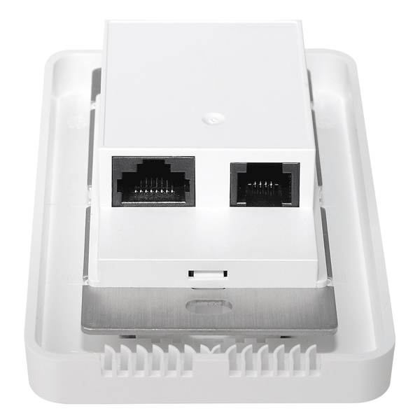 Edimax IAP1200 2 x 2 AC1200 Dual-Band In-Wall PoE Access Point White