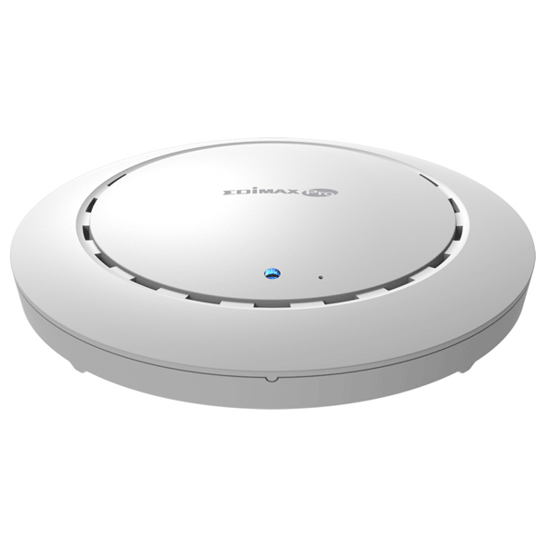 Edimax (CAP1300) 2 x 2 AC1300 Wave 2 Dual-Band Ceiling-Mount PoE Access Point White