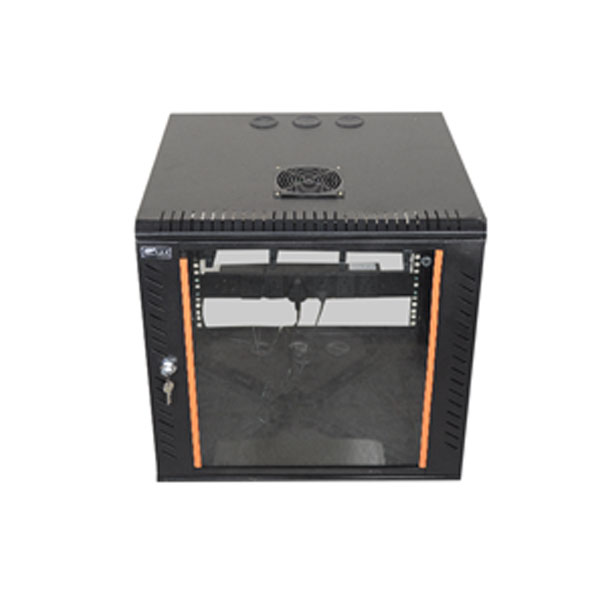 EMS 9U X 600W X 600D Wall Mount Rack