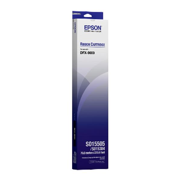 Epson - C13S015505 RIBBON CARTRIDGE