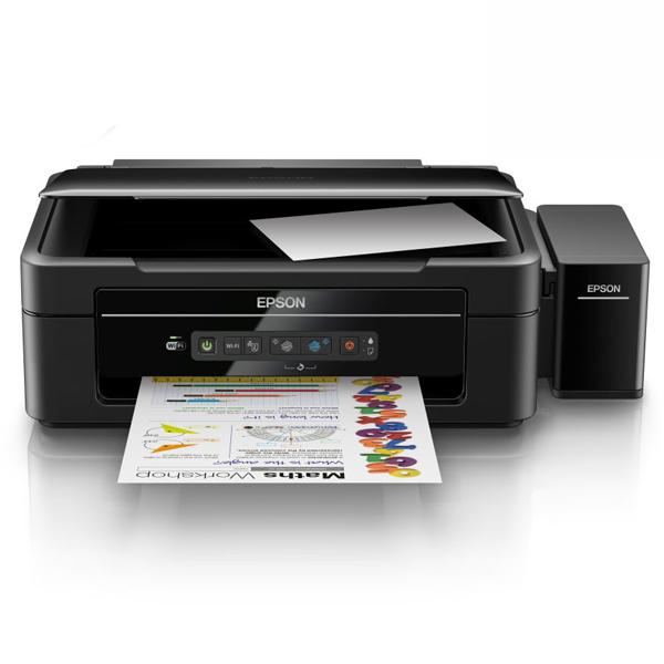 Epson L385 -(C11CE54504), All In One Inkjet Printer, 1 Years Warranty