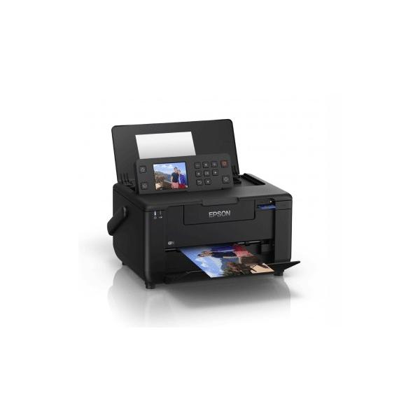 Epson PictureMate PM-520 Single Function Wireless Printer (Black)