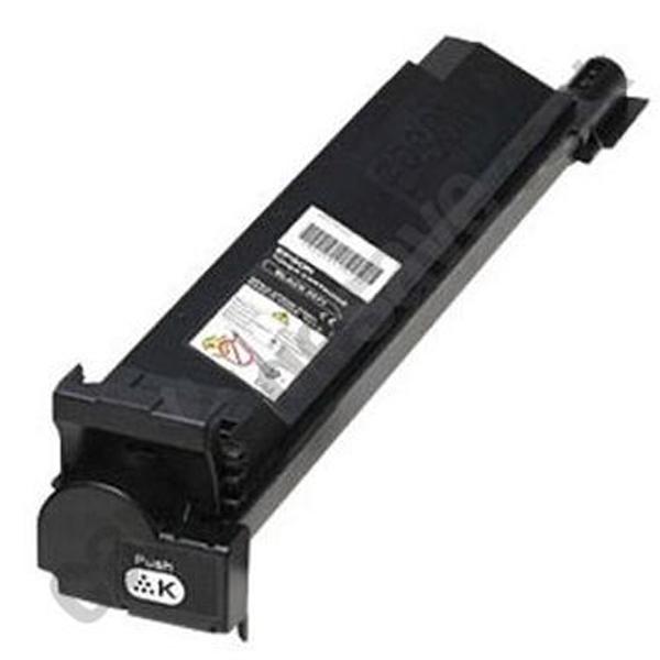 Genuine Epson-C13S050477 Toner Cartridge (Black)